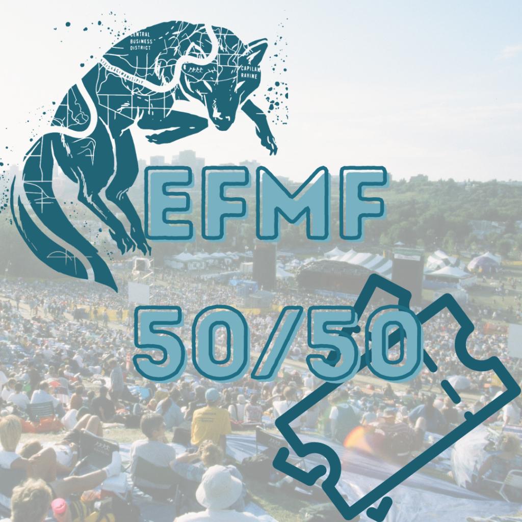 EFMF 5050 TICKETS