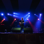 Mary Chapin Carpenter @ Gallagher Park. 2016 Edmonton Folk Music Festival. Photo by Eric Kozakiewicz